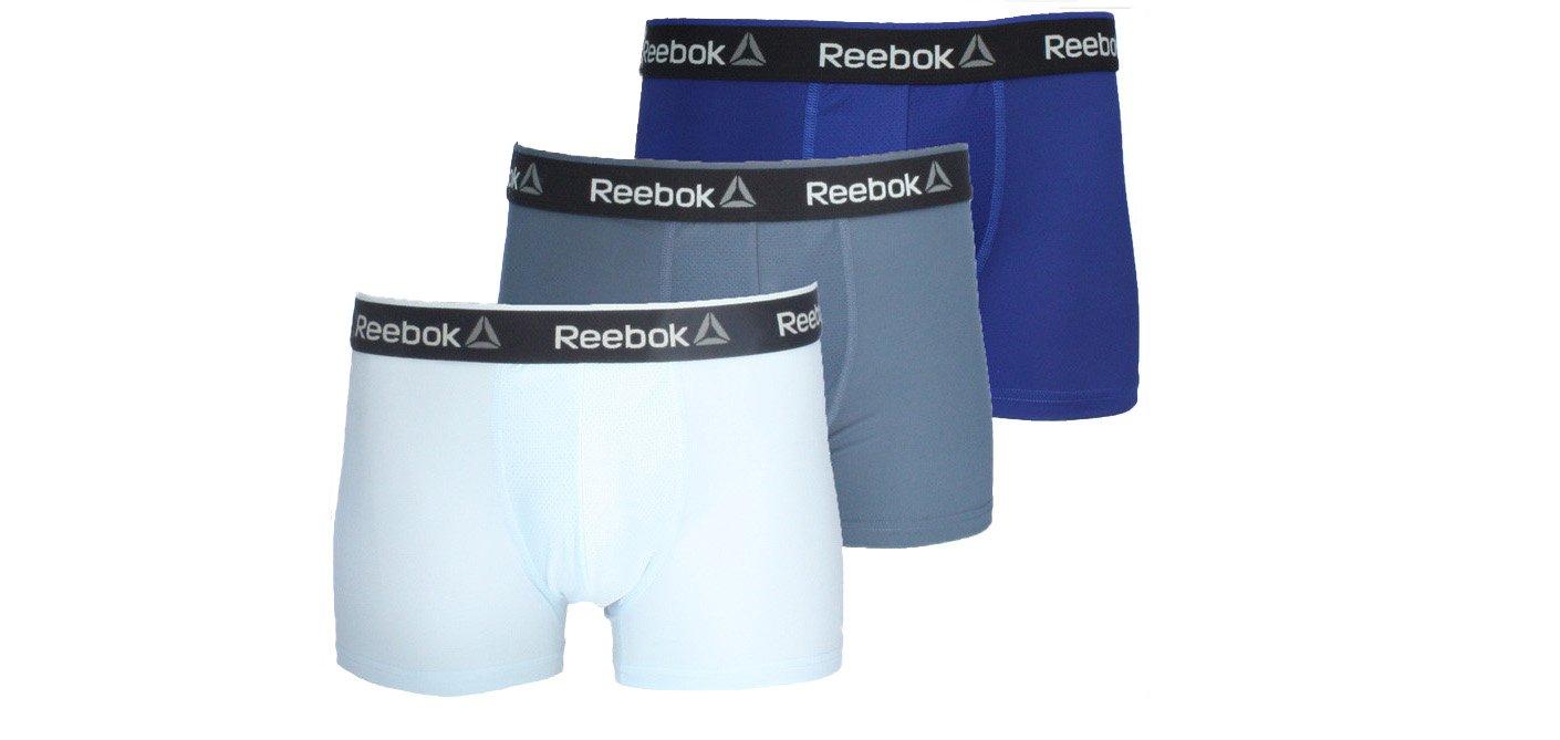 Reebok Coe Ropa Interior, Hombre, Azul (Fresh/Indigo), XL: Amazon.es: Deportes y aire libre