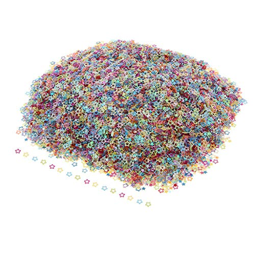 2mm Star Loose Sequins Paillettes 100g DIY Garment Accessories Wedding Craft | Color - - Jewelry Tube Earrings Threader