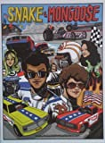 Snake & Mongoose Movie Promotional Mini Comic Book, Hot Wheels
