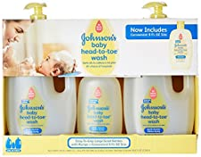 johnson and johnson Baby Wash