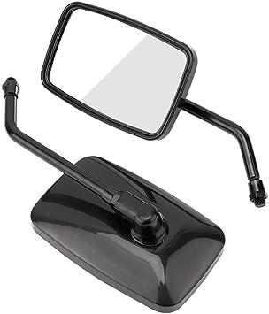 2pcs 25mm Motorcycle Handlebar Metal Rear View Mirror Mount Holders