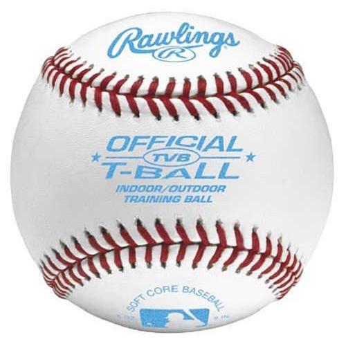 - Rawlings T-Ball Training Ball - 2 Pack