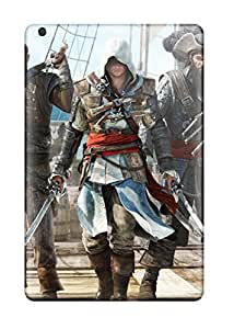 MitchellBrownshop New Ipad Mini Case Cover Casing(assassin's Creed Black Flag Game)