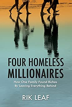 Four Homeless Millionaires by [Leaf, Rik]