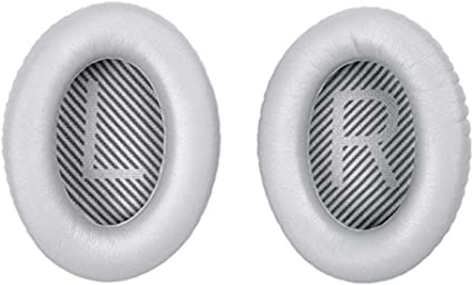 Black 2 Pieces Foam Ear Pads Cushion Compatible with Bose Quietcomfort 25//15//2 AE2 Replacement Earpads