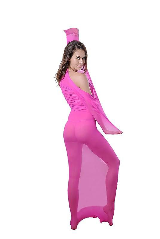 Geoot sexy lingerie body stocking fishnet bodysuit nightwear siamese black