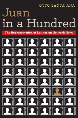 Juan In A Hundred: The Representation Of Latinos On Network News