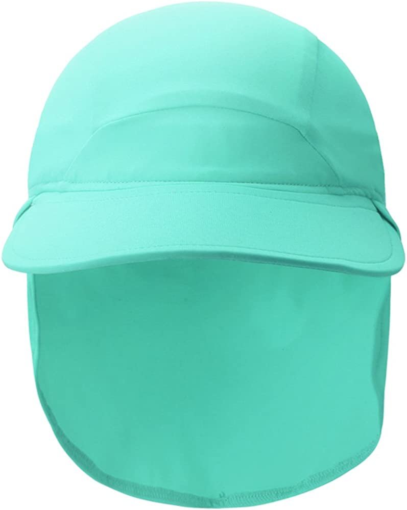 Vivobiniya Kid Boy and Girl Upf50 Beach Hat Surfs Up All Sport Hat 2-8Years Old