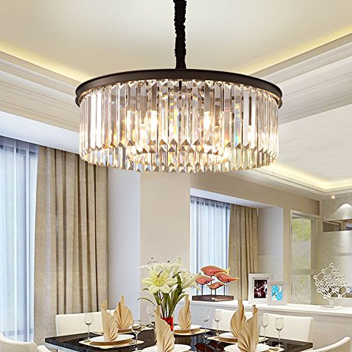 6710f2db26 Meelighting Crystal Chandeliers Modern Contemporary Ceiling Lights Fixtures  Pendant Lighting Dining Room Living Room Chandelier D21