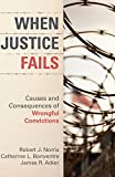 img - for When Justice Fails: Causes and Consequences of Wrongful Convictions book / textbook / text book