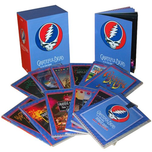 Grateful Dead: All the Years Combine: The DVD Collection (14-DVD Box - Box Serenity Music