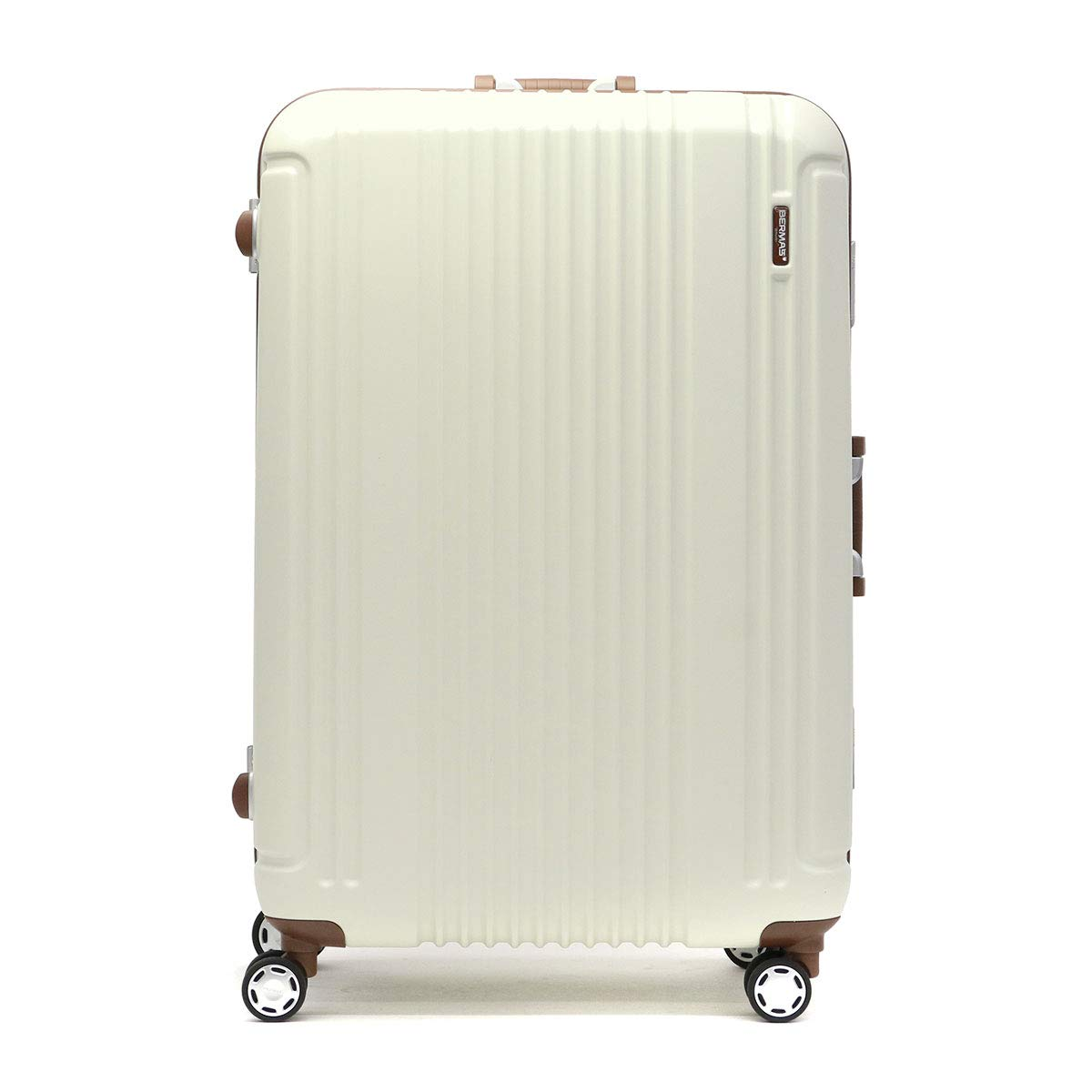 [バーマス]BERMAS プレステージ2 PRESTIGE2 スーツケース 83L 60269 エクリュ/25 B07M7M7F82