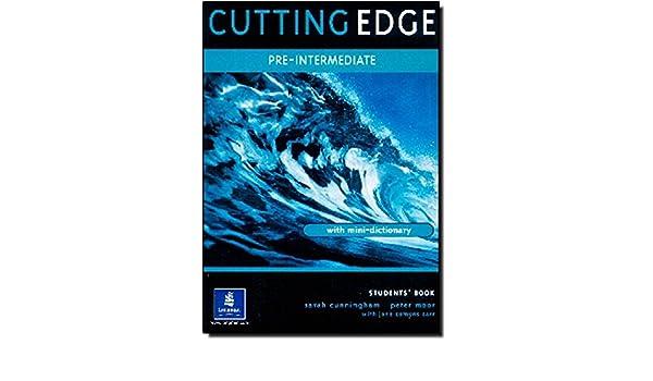new cutting edge pre-intermediate book