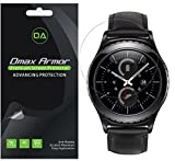 [6-Pack] Dmax Armor for Samsung Gear S2 Classic