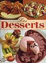 Les desserts par Collectif