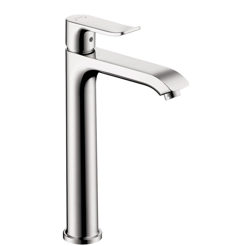 Hansgrohe 31183001 Metris 200 Single-Hole Faucet, Chrome - Bathroom ...
