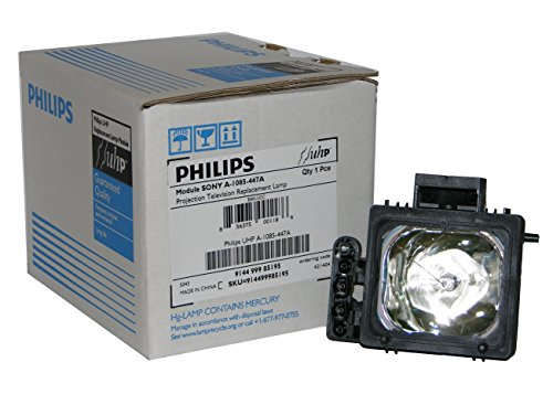 Philips Sony KDF-60XS955 KDF60XS955 Lamp with Housing XL2200
