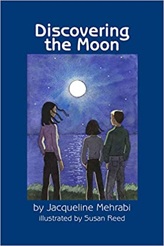 Book Discovering the Moon (Discovering Series)