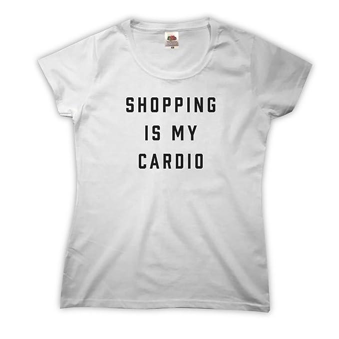 f4dd1727c Amazon Outsider Is Y Cardio Mujer es Para Accesorios Camiseta My Ropa  Shopping ffFwHrx0