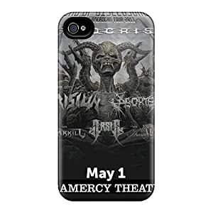 New Arrival Iphone 4/4s Case Hypocrisy Band Case Cover