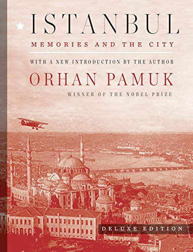 Book cover for Istanbul
