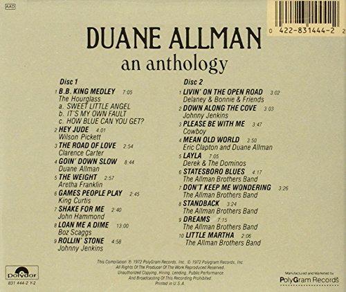 29c2c2ad7d5a Duane Allman - An Anthology - Amazon.com Music