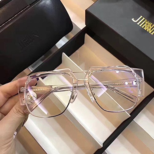 b439613601 Lunettes de Soleil Polarisées New Acetate Optical Glasses Man Sunglasses  for Jinnnn Aero Eyeware-Black Frame Black Lenses  Amazon.fr  Sports et  Loisirs