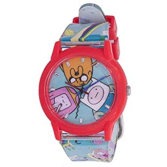 Adventure Time Adjustable Watch Limited Edition Same Watch as worn by Deadpool in Movie