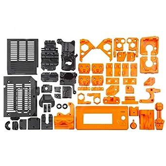 Material PETG piezas impresas completas para DIY Prusa i3 MK3 oso ...
