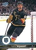 #6: 2017-18 Upper Deck Series 2 #430 Nate Schmidt Vegas Golden Knights Hockey Card