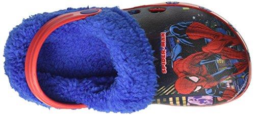 Marvel S18195l/Az - deportivas bajas Niños Blu (Navy)