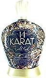 karat 14 Karat Gold Rush 14x Plateau Breaking Bronzer Tanning Lotion By Designer Skin