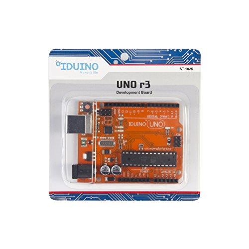UNO R3 ATmega328P Development Board for Arduino - 8