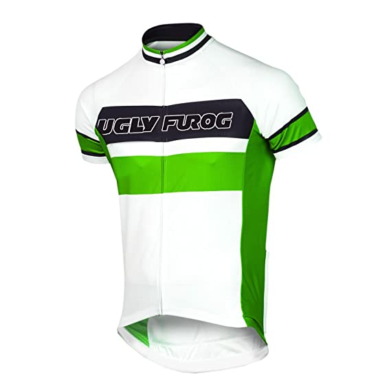 0916855aa Amazon.com   Uglyfrog 2016 New Mens Outdoor Sports Wear Short Sleeve Cycling  Jersey Summer Style Bike Shirt Bicycle Top DX32   Sports   Outdoors