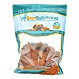 Best Bully Sticks Gourmet Duck Breast Dog Treats (3lb. Value Pack) All Natural Dog Treats