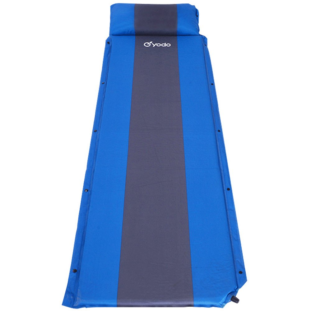 Im Freien Automatische aufblasbare Kissen Feuchtigkeit Pad Zelt Matte Kann gespleißt Werden
