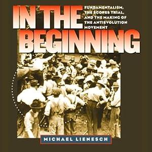 In the Beginning Audiobook