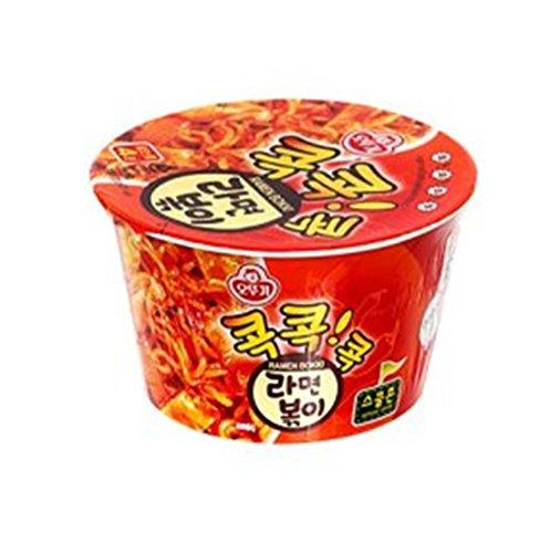 Ottogi Noodle 4 23oz Tteokbokki Flavor product image