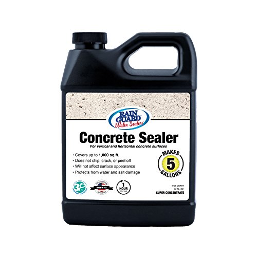 Premium CONCRETE SEALER Concentrate (Makes 5 Gal) Clear N...