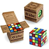 Speed Cube, Vamslove Kids Toys 4x4x4 Smooth Brain Teaser Puzzle Turns Quicker Smart Magic Cube, Best Easter Basket Stuff Birthday Christmas Gifts Toys for 2 3 4 5 6 + Years Old Kids Boys Girls Adults