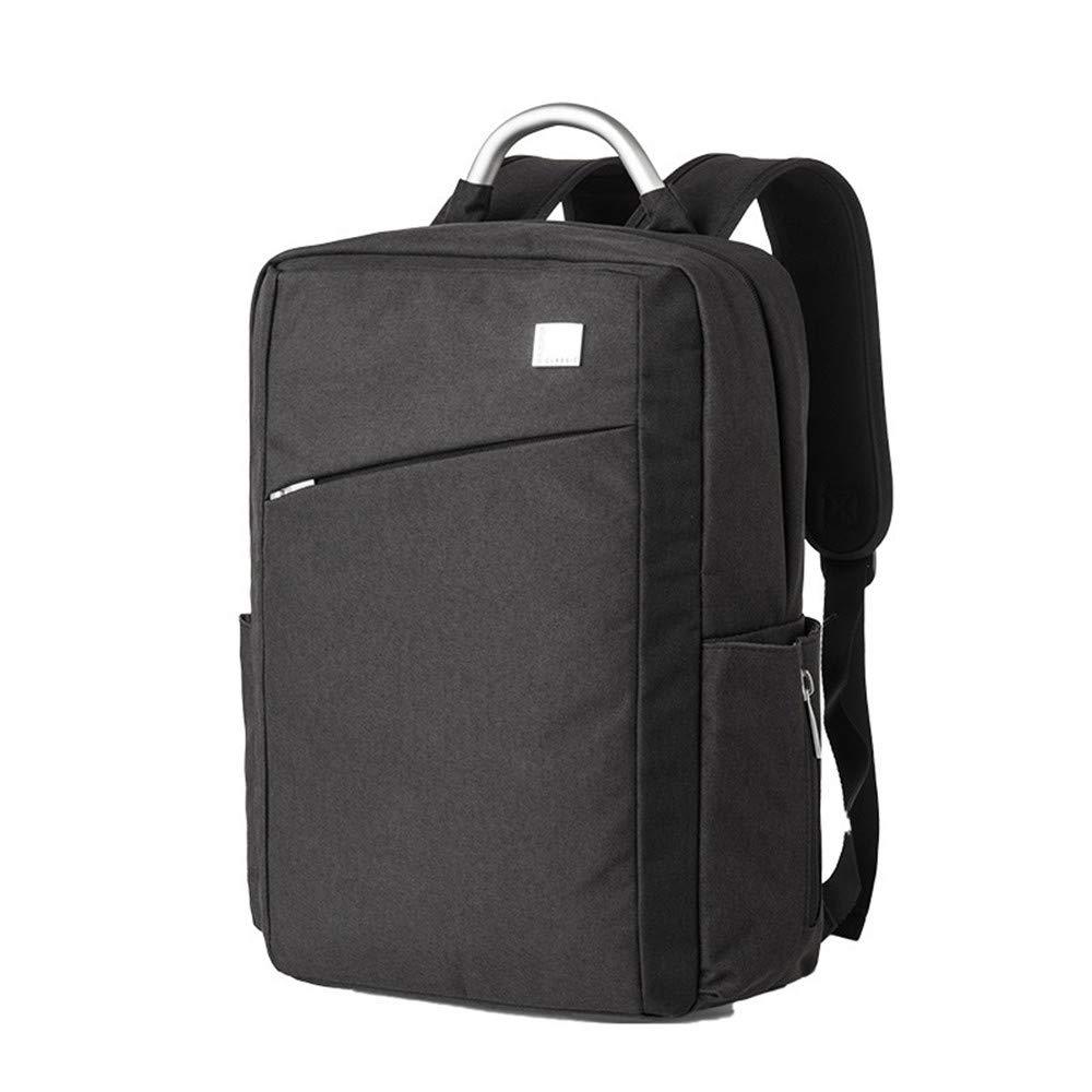 SWX Rucksack für Laptop, Business, Studenten, wasserdicht, lässig