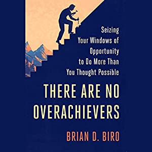 There Are No Overachievers Audiobook