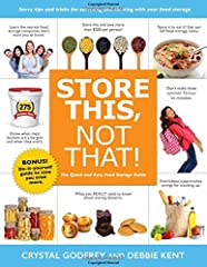You've heard it countless times. Get your food storage. But if you're just starting out, there's a problem with that advice.... WHERE DO YOU START? Ever wish you could get the Cliff notes for food storage? You know, just go straight to what...