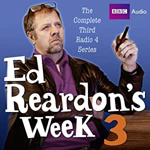 Ed Reardon's Week: The Complete Third Series Radio/TV Program