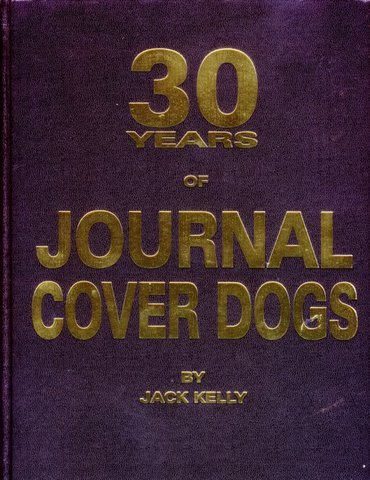 30 Years of Joulrnal Cover Dogs (Pit Bull)
