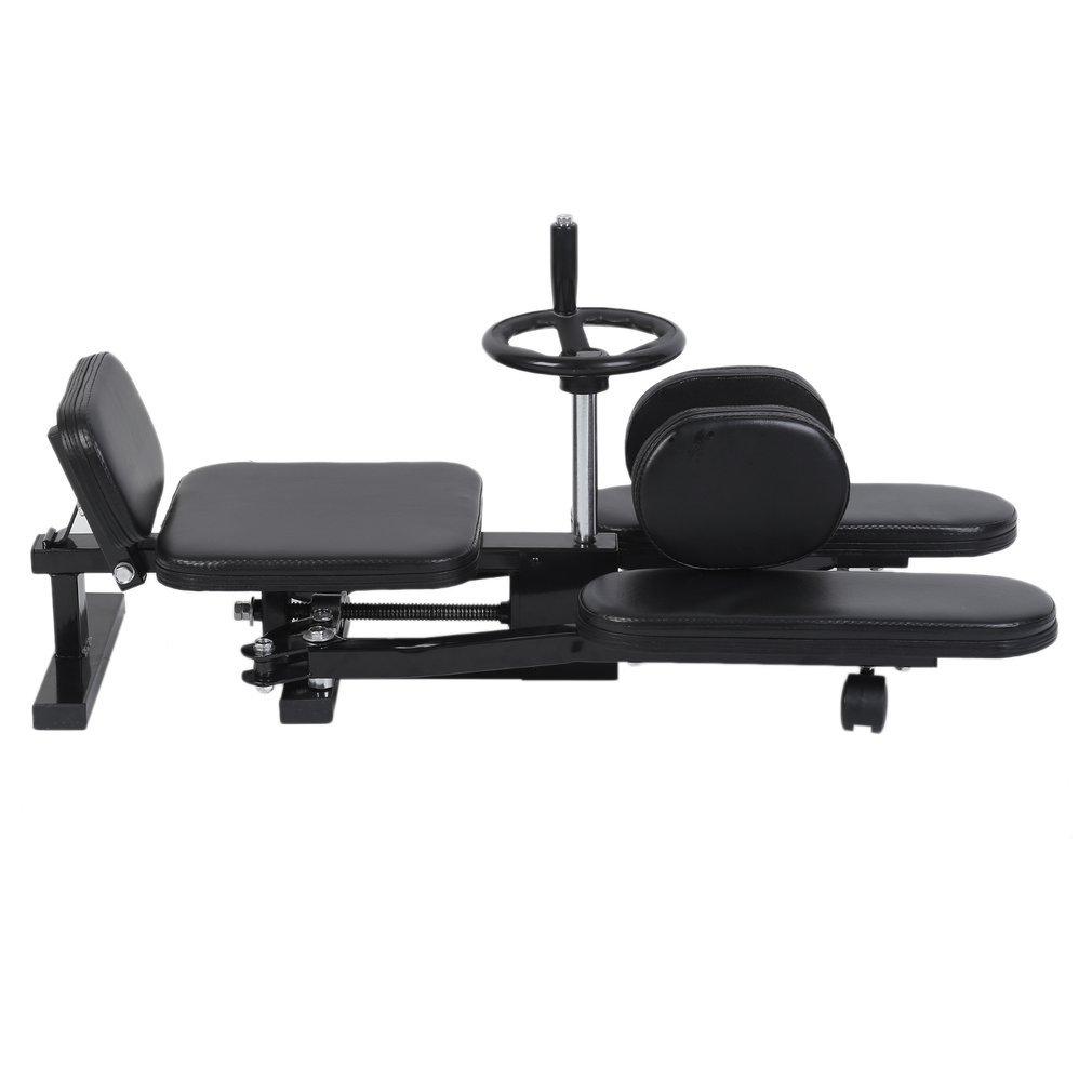 Homgrace Pro Leg Stretch Machine, Heavy Duty Steel Frame Leg Stretcher Training Leg Splitter Gym Gear Fitness Equipment by Homgrace (Image #4)