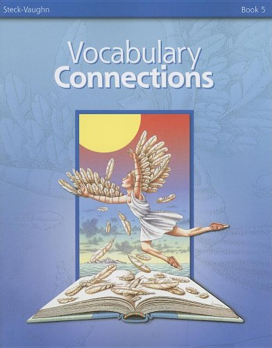 Steck-Vaughn Vocabulary Connections: Student Edition  (Adults E) Book 5