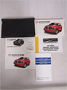 2017 dodge durango owners manual