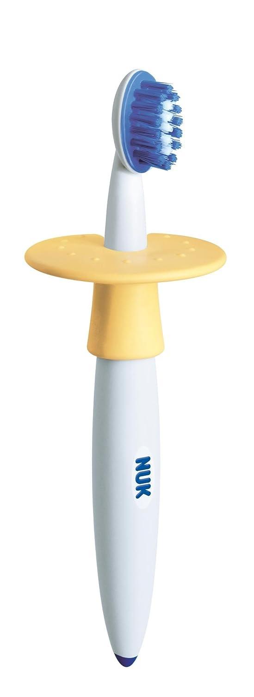 Nuk 10752029Brosse à dents et anneau Mapa Spontex IT NK10752029