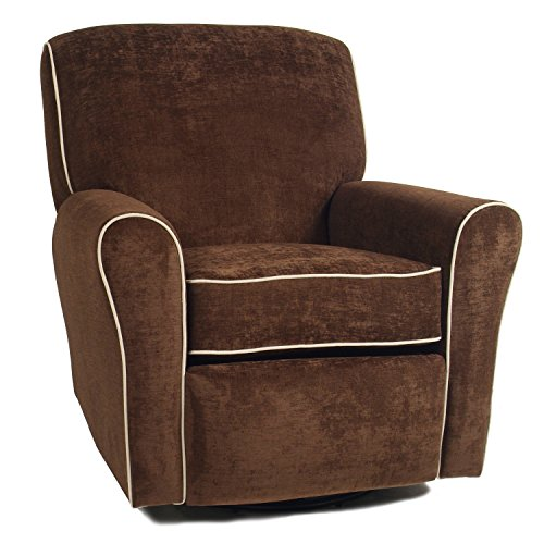 Little Castle Releigh Recliner, Soft Chocolate